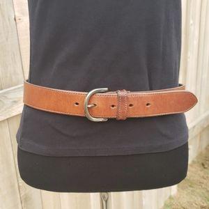 Eddie Bauer thick genuine leather belt